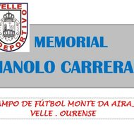 Nuestra base invitada al Memorial Manuel Carrera
