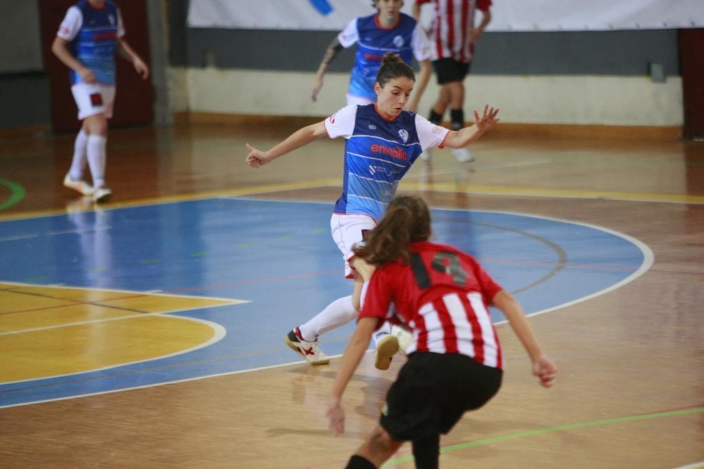 Galería de fotos: Ourense Envialia FSF 3-2 Gironella FSF