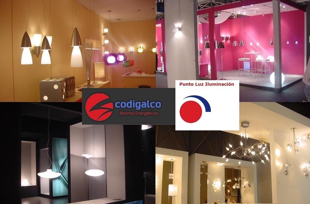 Nuevo acuerdo de patrocinio con Punto de Luz tienda Codigalco, descuento del 10% para nuestros socios