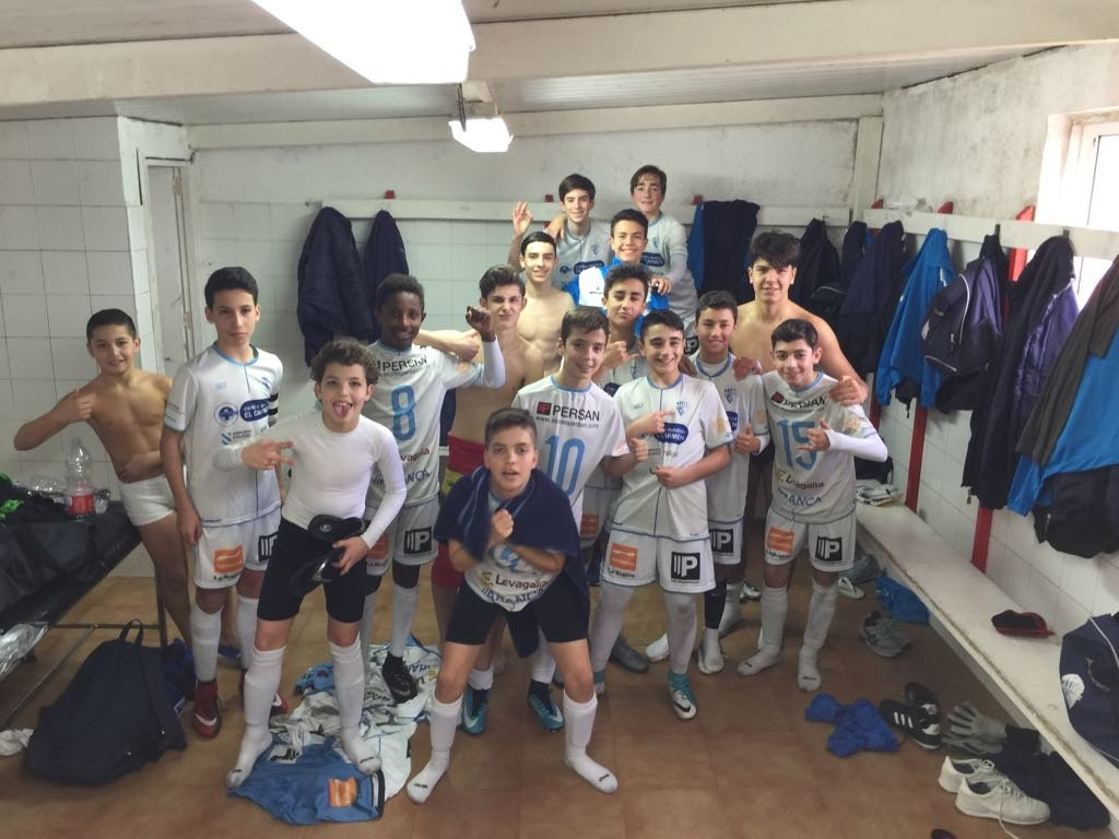 El Infantil A Ourense CF suma y sigue, hoy victoria a domicilio ante el Areosa
