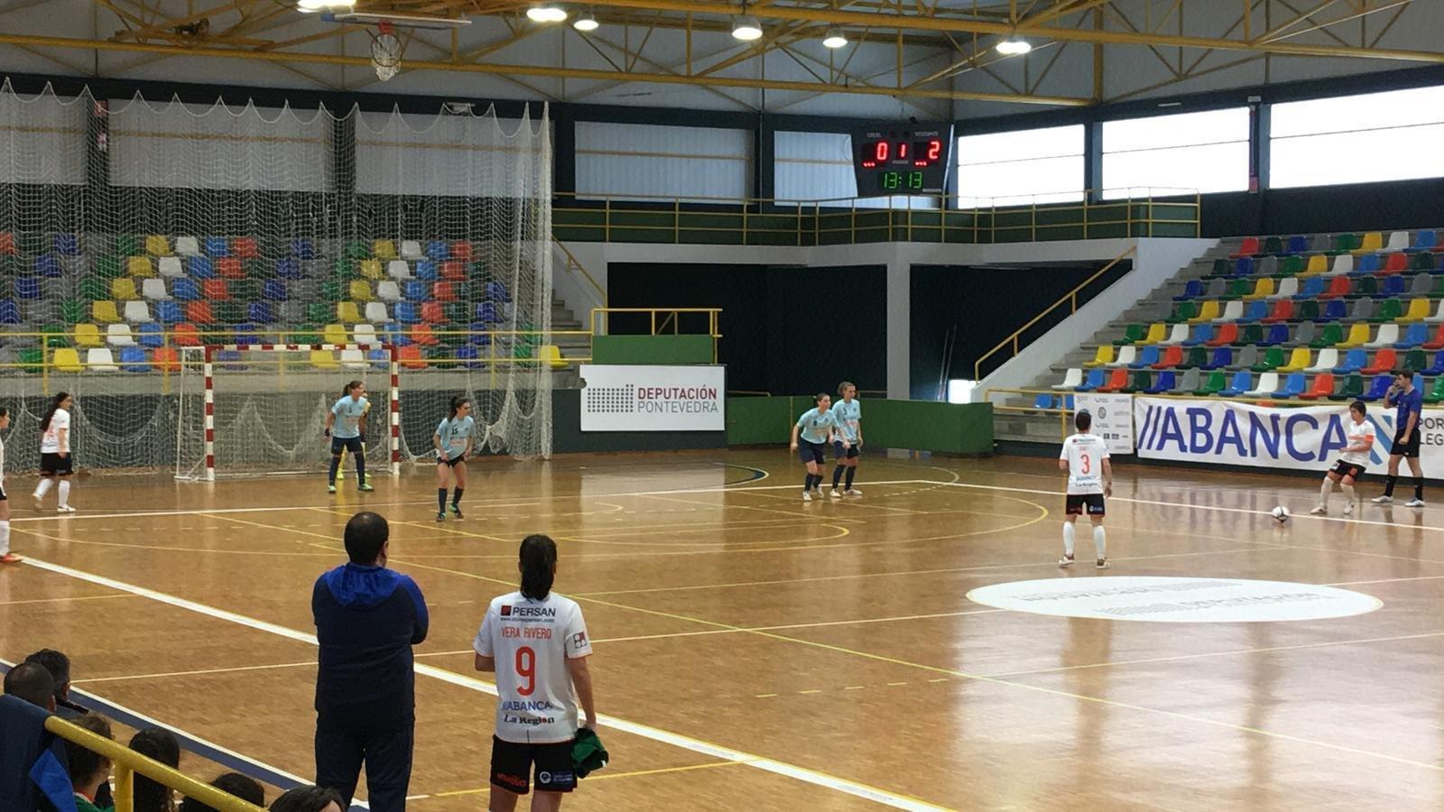 Cidade de Pontevedra Ourense Envialia FSF Copa Xunta 1