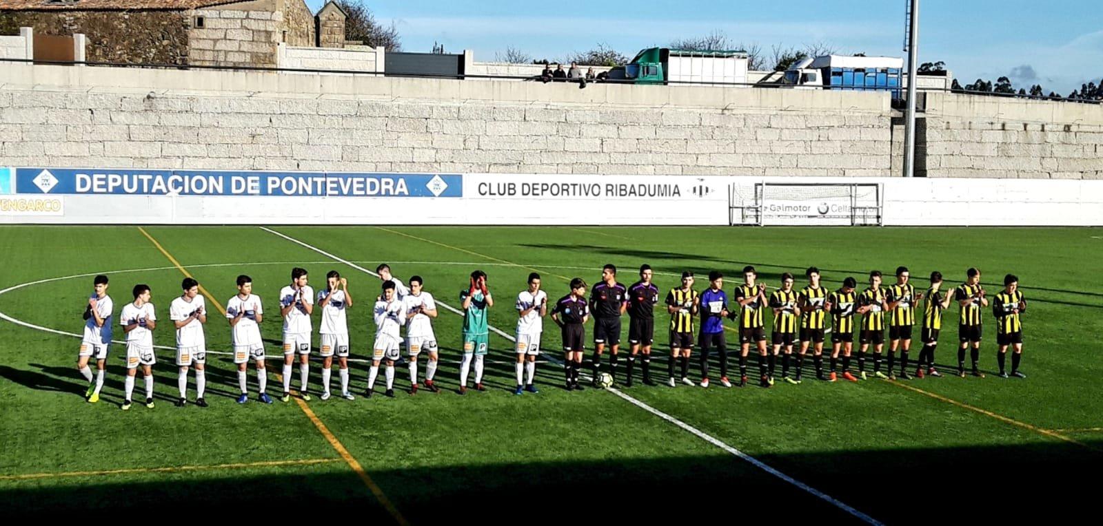 Ribadumia Juvenil A OurenseCF1
