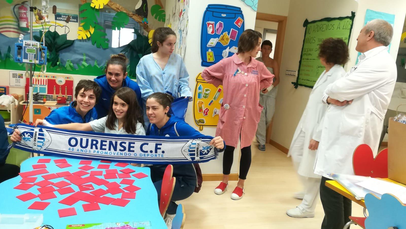 Visita Ourense CF Hospital 2018_5