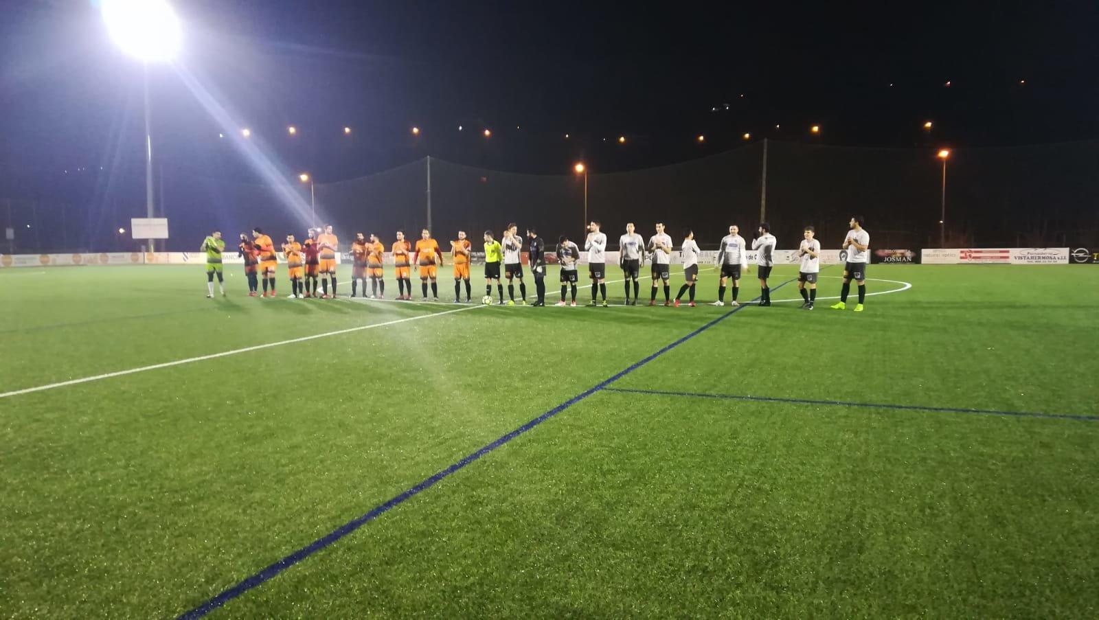Ourense CF Filial Paderne