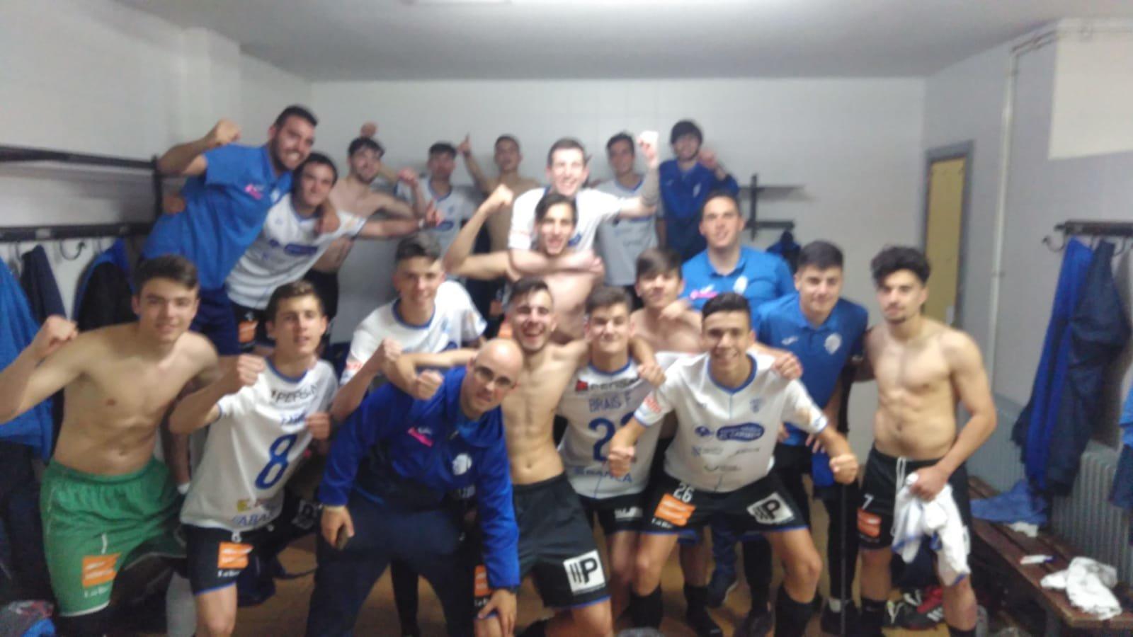 OurenseCF_UDOurense_LigaGallegaJuvenil_celebracion
