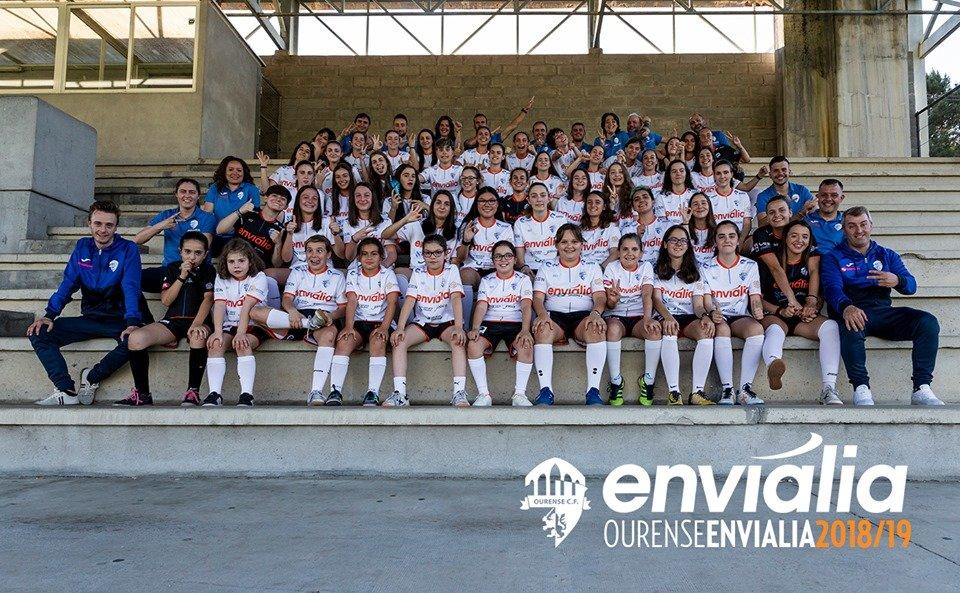 Ourense Envialia FSF temporada 2018_19