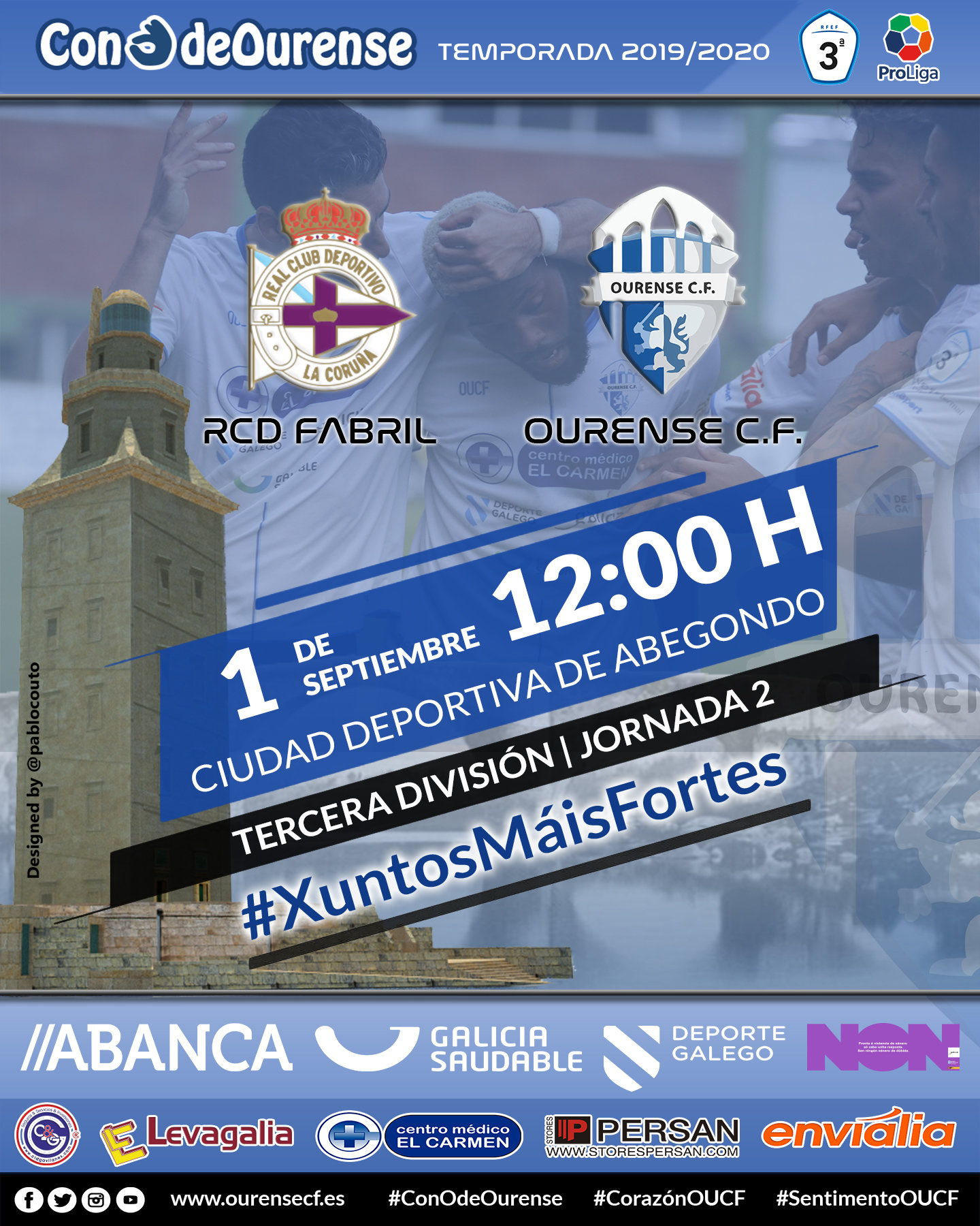 CARTEL FABRIL vs OUCF